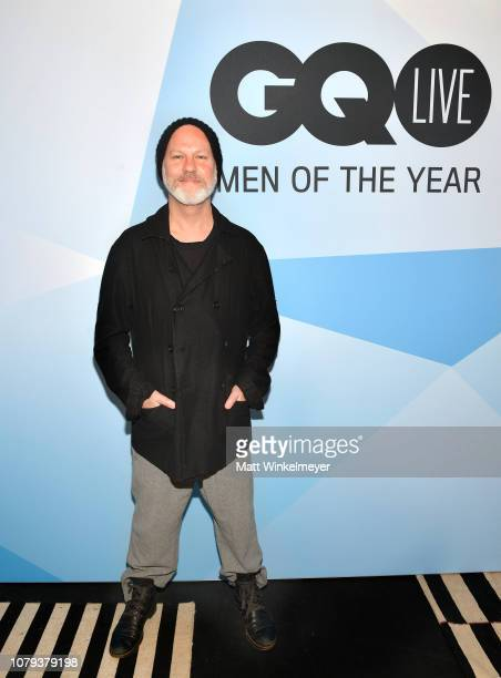 Ryan Murphy attends GQ Live American Genius Story The Mind Of Ryan Murphyat NeueHouse Los Angeles on December 08 2018 in Hollywood California