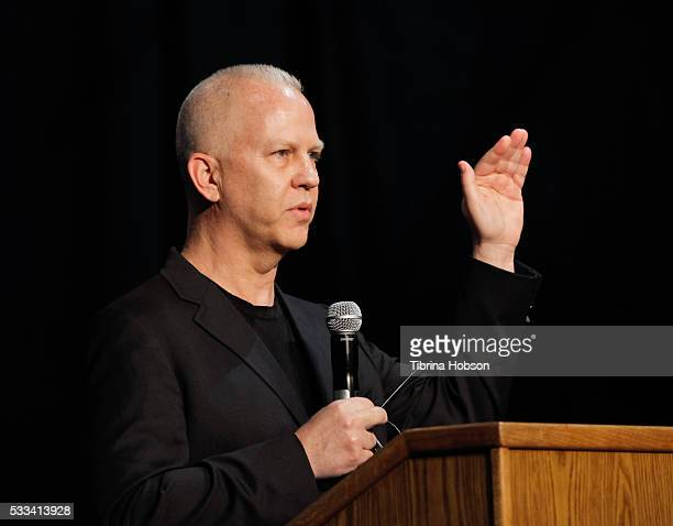 Ryan Murphy attends the 9th annual Film In California Conference at CBS Studios on May 21 2016 in Los Angeles California