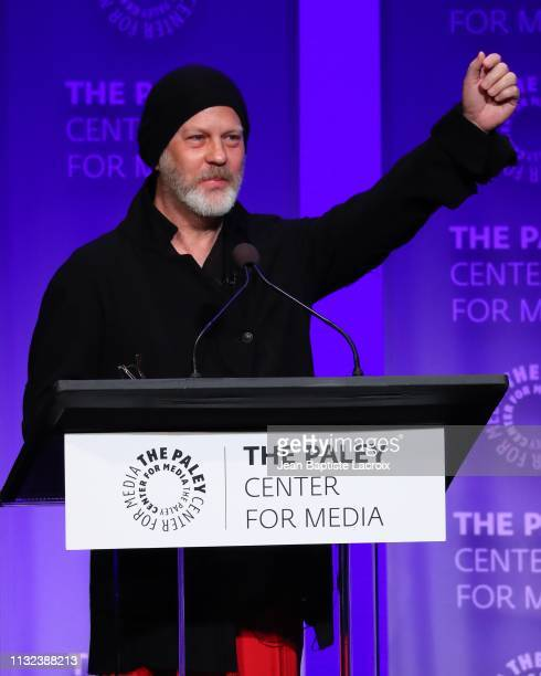 Ryan Murphy attends the Paley Center For Media's 2019 PaleyFest LA Pose held at the Dolby Theater on March 23 2019 in Los Angeles California