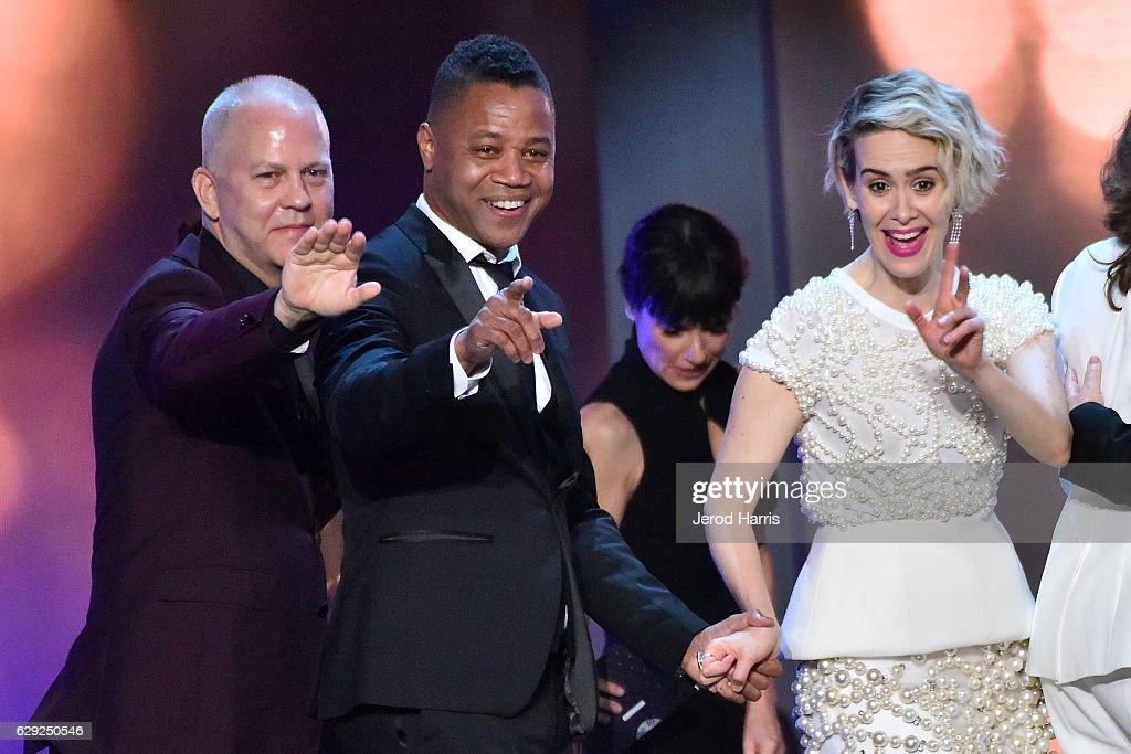 The 22nd Annual Critics' Choice Awards - Show : Nachrichtenfoto