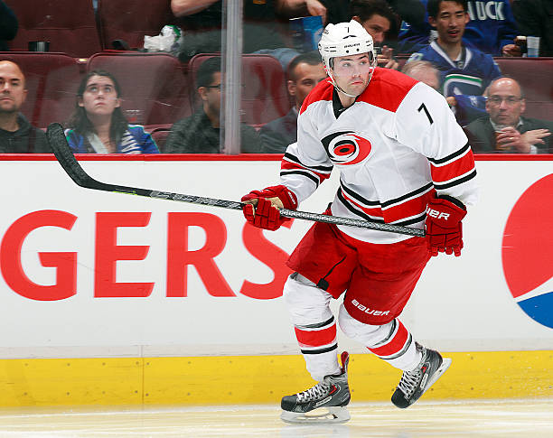 Carolina Hurricanes v Vancouver Canucks