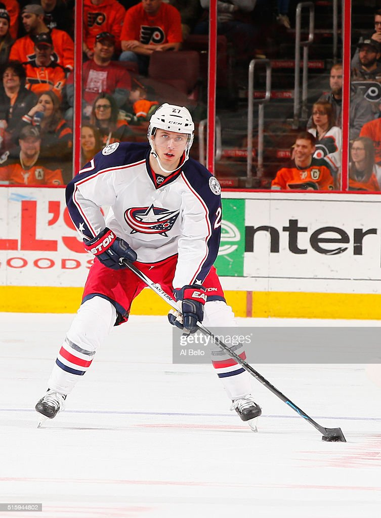 Columbus Blue Jackets v Philadelphia Flyers