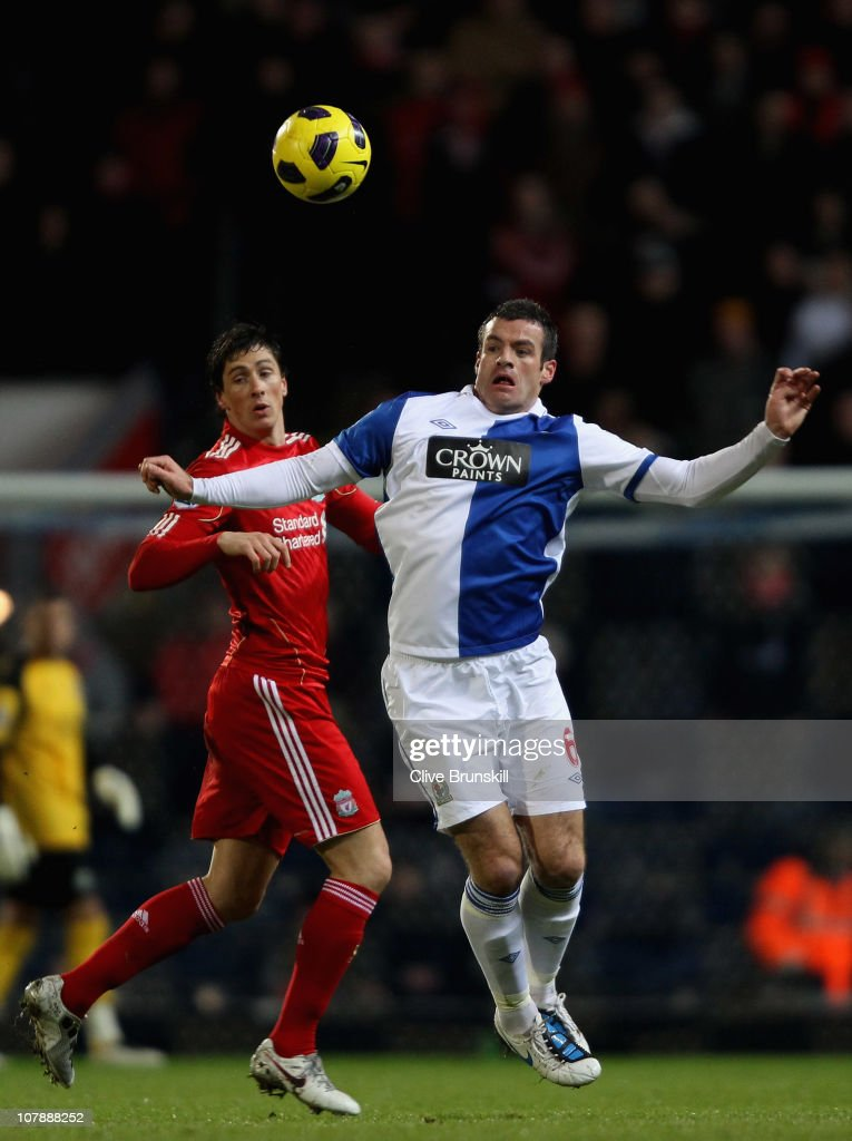 Blackburn Rovers v Liverpool - Premier League
