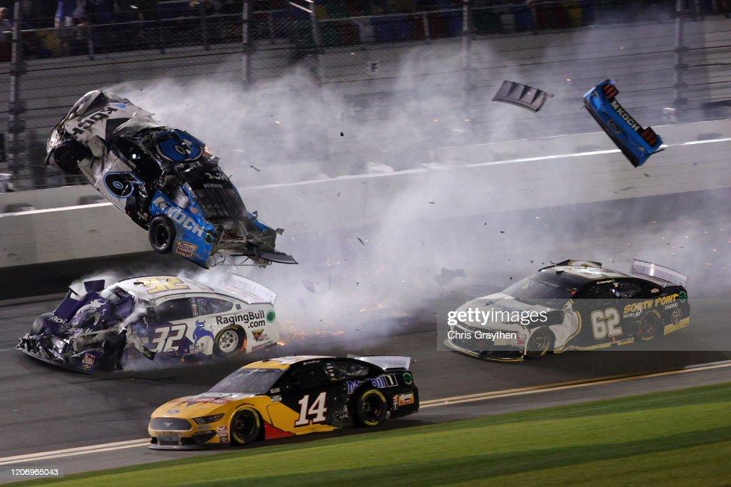 NASCAR Cup Series 62nd Annual Daytona 500 : News Photo