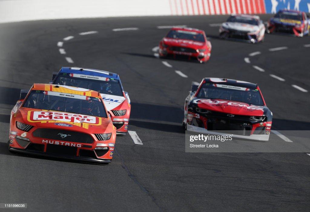 NC: Monster Energy NASCAR Cup Series Coca-Cola 600 - Practice