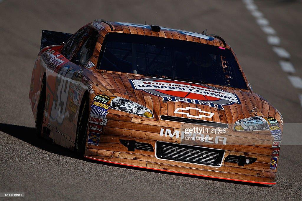 Aaa Car Loans >> Ryan Newman Driver Of The Quicken Loans Chevrolet