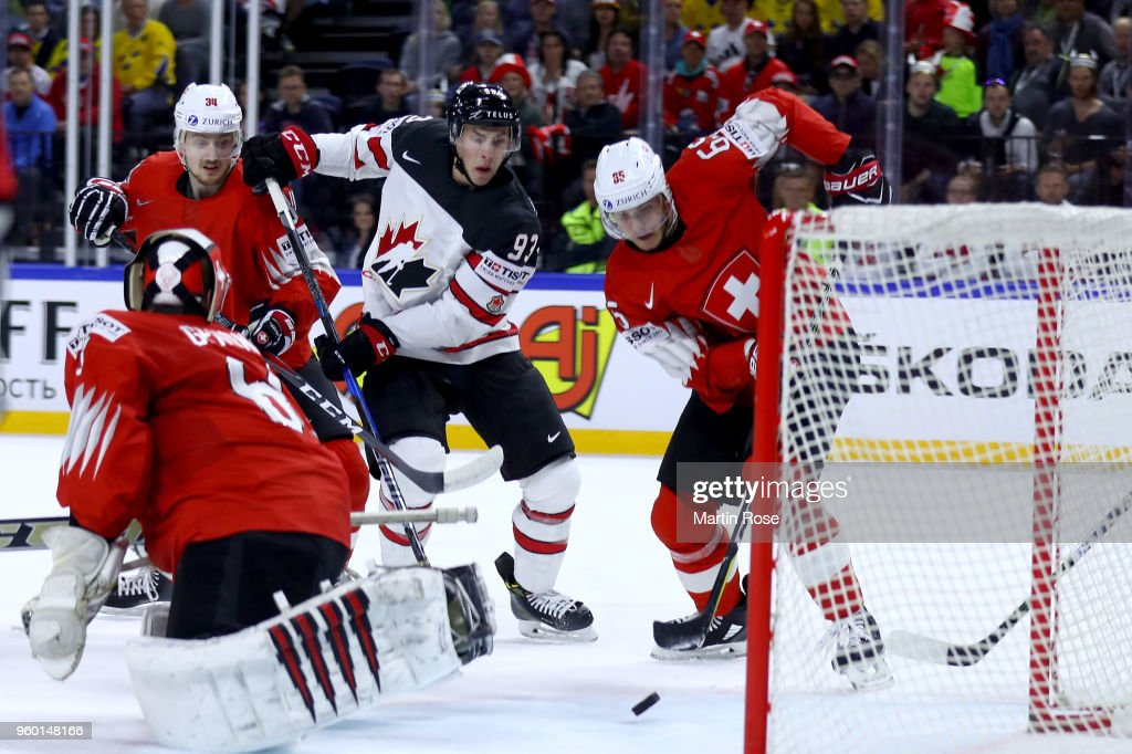 Canada v Switzerland - 2018 IIHF Ice Hockey World Championship Semi Final
