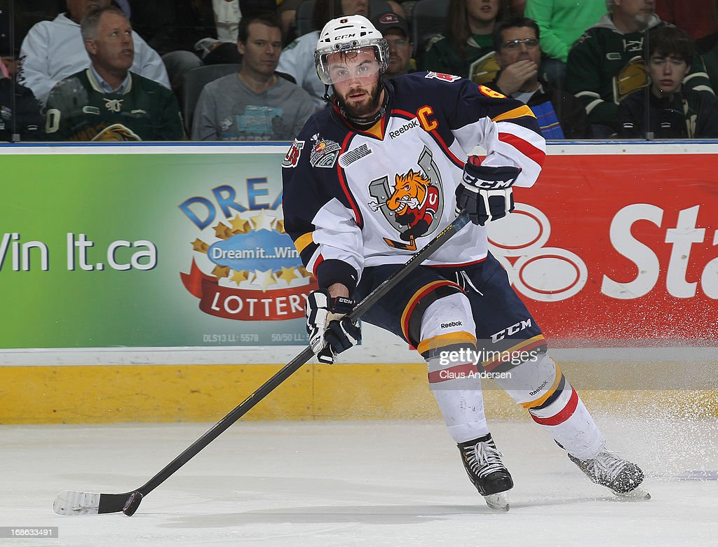 Barrie Colts v London Knights - Game Five : News Photo