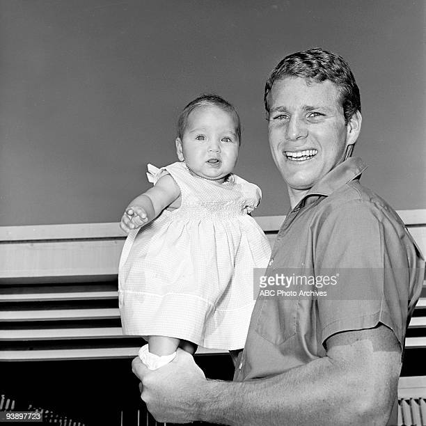 PLACE Ryan O'Neal Home Layout 5/18/64 Tatum O'Neal Ryan O'Neal