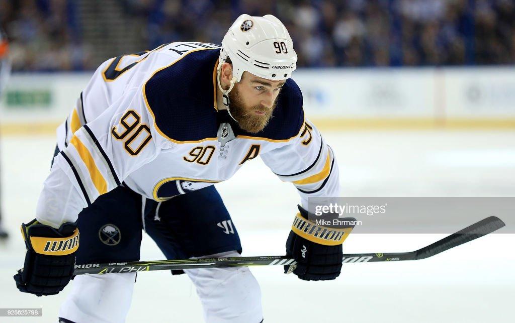 Buffalo Sabres v Tampa Bay Lightning : News Photo