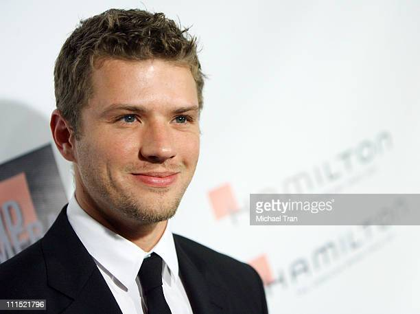 Ryan Phillippe arrives to the 2008 Hamilton 'Behind The Camera Awards' held at The Highlands on November 09 2008 in Hollywood California