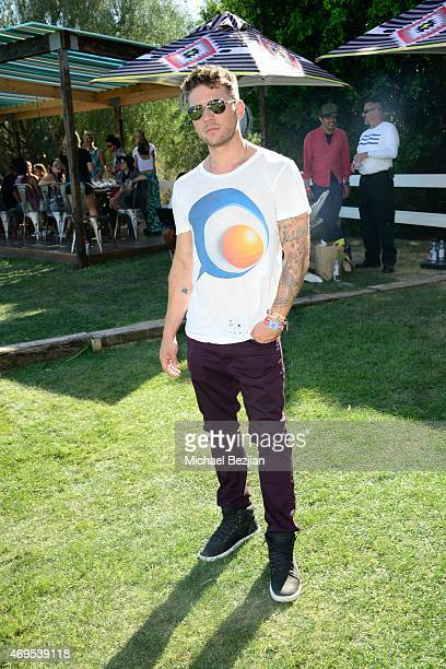 Ryan Phillippe at Soho Desert House on April 12 2015 in La Quinta California