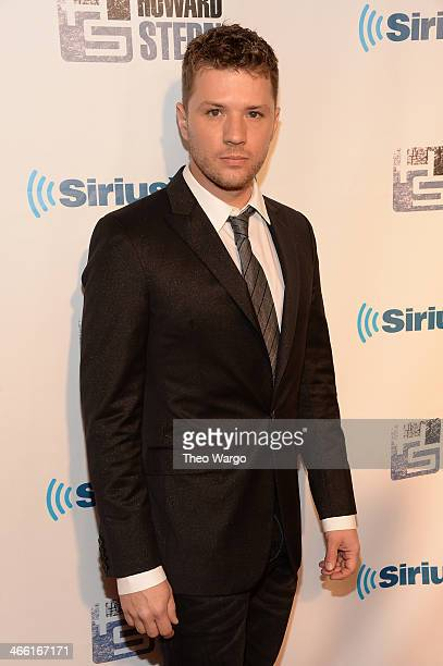 Ryan Phillippe attends Howard Stern's Birthday Bash presented by SiriusXM produced by Howard Stern Productions at Hammerstein Ballroom on January 31...