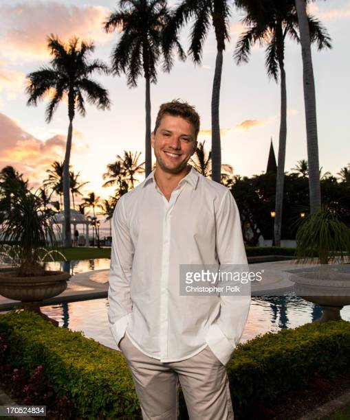 Ryan Phillippe attends the 2013 Maui Film Festival At Wailea on June 13 2013 in Wailea Hawaii
