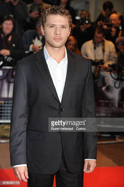 Ryan Phillippe attends the premiere of 'Franklyn' at The Times BFI London Film Festival at Odeon West End Leicester Square