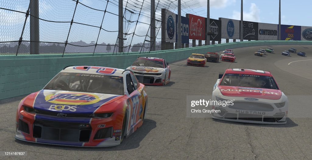 eNASCAR iRacing Pro Invitational Series Dixie Vodka 150 : News Photo