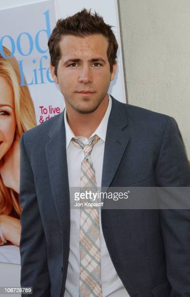 Ryan Reynolds during AMC Movieline's Hollywood Life Magazine's Young Hollywood Awards Arrivals by Jon Kopaloff at El Rey Theatre in Los Angeles...