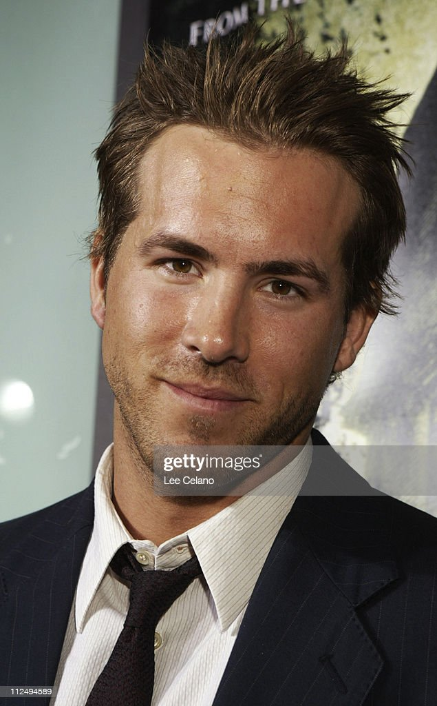 Ryan Reynolds during 'The Amityville Horror' World Premiere - Red Carpet at ArcLight Cinerama Dome in Hollywood, California, United States.
