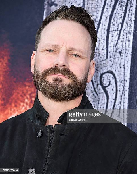 Ryan Robbins arrives at the Premiere Of Universal Pictures' Warcraft at TCL Chinese Theatre IMAX on June 6 2016 in Hollywood California