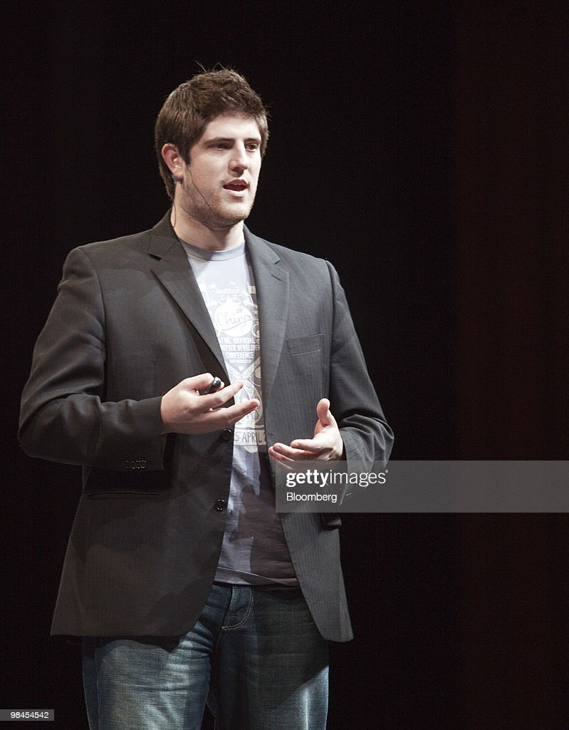 Ryan Sarver, director of platform at Twitter Inc., speaks during Twitter's Chirp conference at the Palace of Fine Arts in San Francisco, California, U.S., on Wednesday, April 14, 2010. Twitter Inc., the social-networking service whose users post about 50 million short messages a day, will start running advertising to generate sales from marketers eager to reach its audience. Photographer:Chip Chipman/Bloomberg via Getty Images