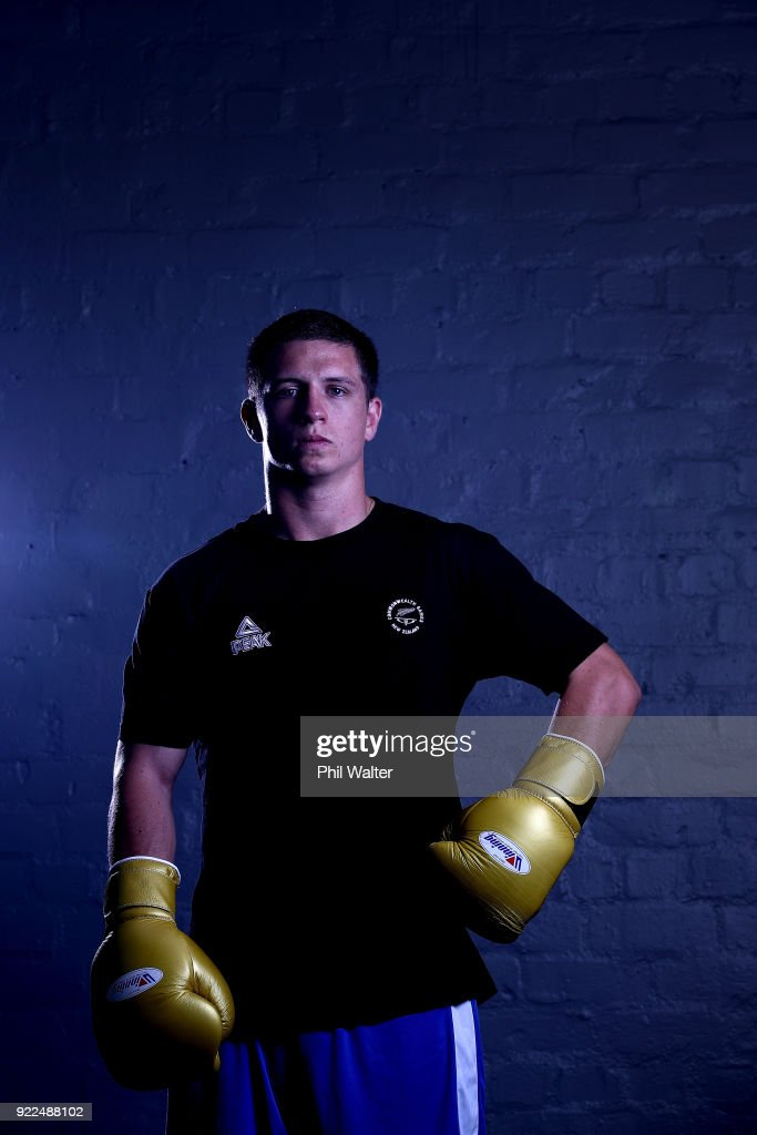 New Zealand Commonwealth Games Boxing Team Announcement : Photo d'actualité