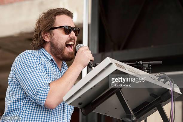 Ryan Schaefer of Royal Bangs performs during Soundland 2011 at on September 24 2011 in Nashville Tennessee