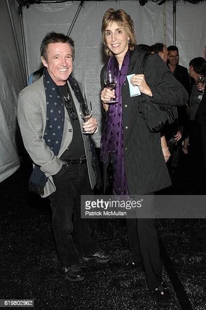Ryan Schwenk and Marilyn Schwenk attend 2008 NATIONAL DESIGN AWARDS at COOPERHEWITT at CooperHewitt on October 23 2008 in New York City