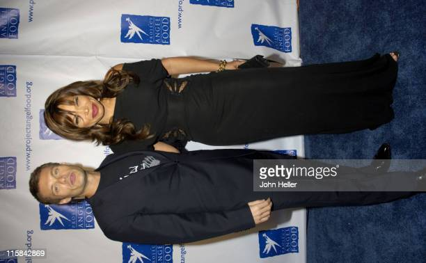 """Ryan Seacrest and Tisha Campbell-Martin during Ryan Seacrest and Tisha Campbell-Martin to Receive Divine Design """"Man and Woman of Style"""" Awards at..."""