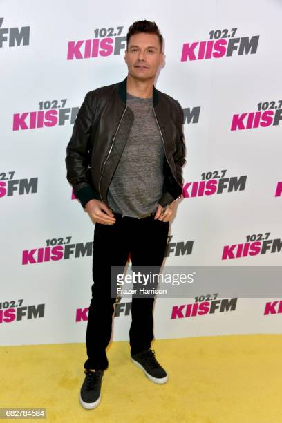 Ryan Seacrest attends 1027 KIIS FM's 2017 Wango Tango at StubHub Center on May 13 2017 in Carson California