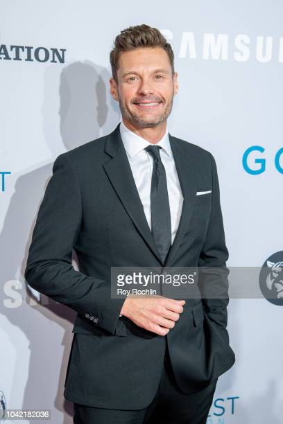 Ryan Seacrest attends the 2018 Samsung Charity Gala at The Manhattan Center on September 27, 2018 in New York City.