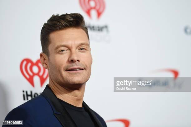 Ryan Seacrest attends the 2019 iHeartRadio Music Festival at T-Mobile Arena on September 20, 2019 in Las Vegas, Nevada.