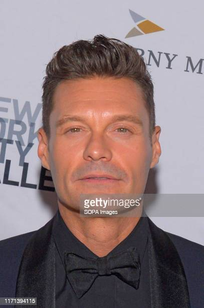 Ryan Seacrest attends the 8th Annual New York City Ballet Fall Fashion Gala at David H Koch Theater Lincoln Center