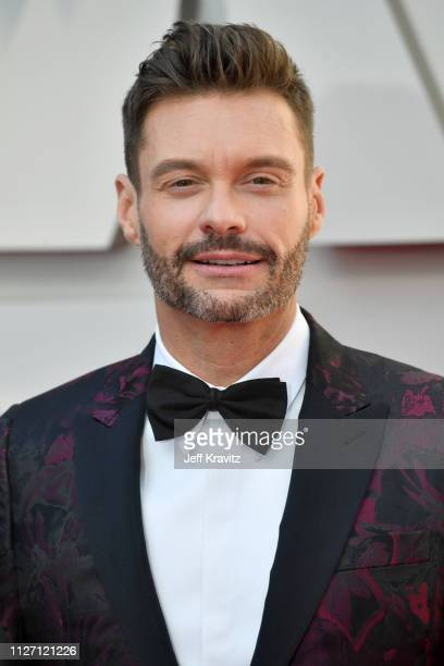 Ryan Seacrest attends the 91st Annual Academy Awards at Hollywood and Highland on February 24 2019 in Hollywood California