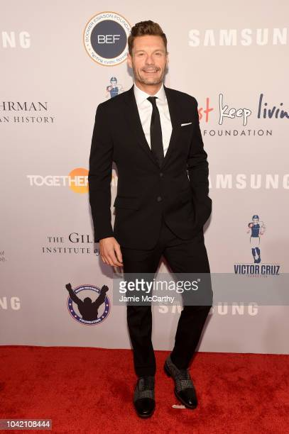 Ryan Seacrest attends the Samsung Charity Gala 2018 at The Manhattan Center on September 27 2018 in New York City