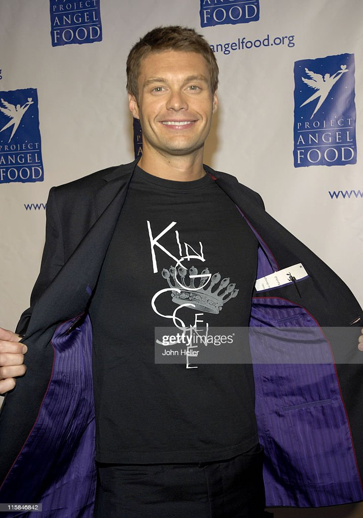 Ryan Seacrest during Ryan Seacrest and Tisha Campbell-Martin to Receive Divine Design 'Man and Woman of Style' Awards at Barker Hanger, Santa Monica Air Center in Santa Monica, California, United States.