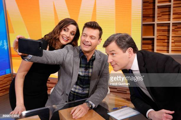 AMERICA Ryan Seacrest is a guest on 'Good Morning America' Friday December 29 in anticipation of 'Dick Clark's New Year's Rockin' Eve with Ryan...