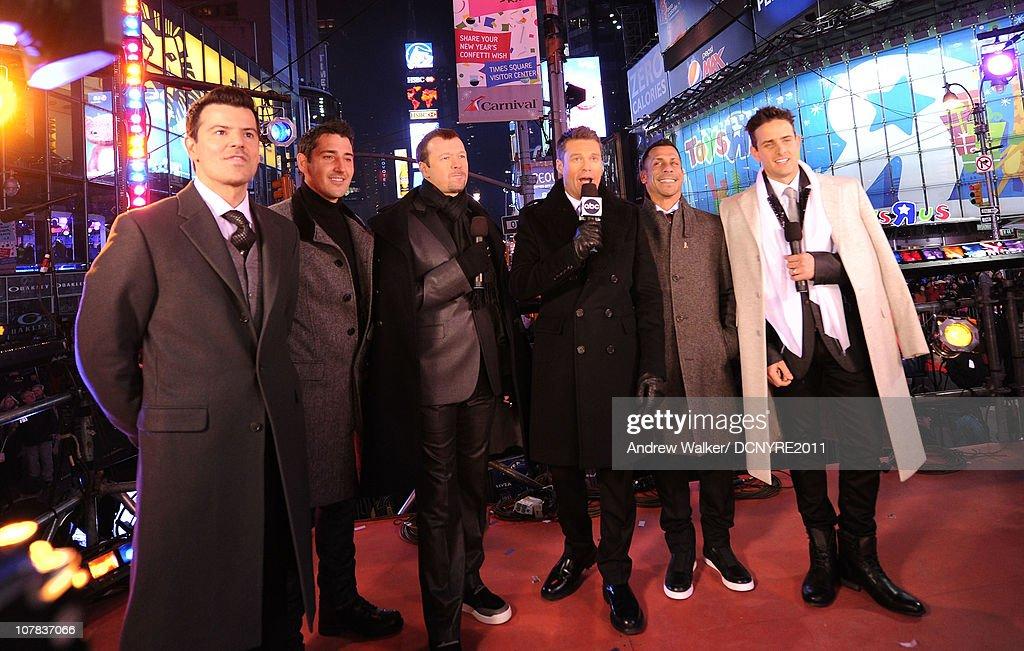 Dick Clark's New Year's Rockin' Eve with Ryan Seacrest 2011