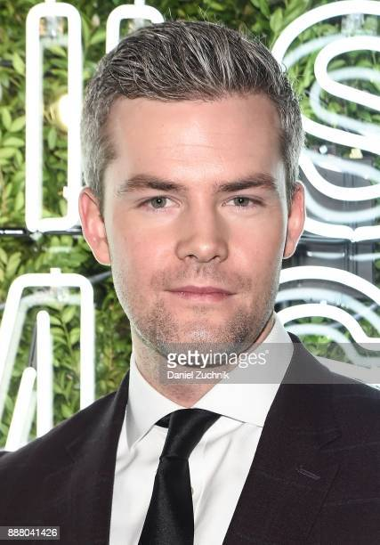 Ryan Serhant attends the 2017 Pencils of Promise Gala at Central Park on December 7 2017 in New York City