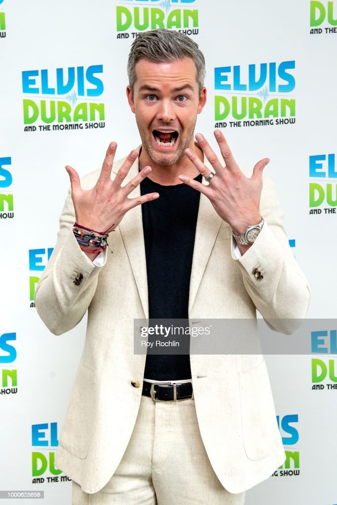 "Ryan Serhant Visits ""The Elvis Duran Z100 Morning Show"""