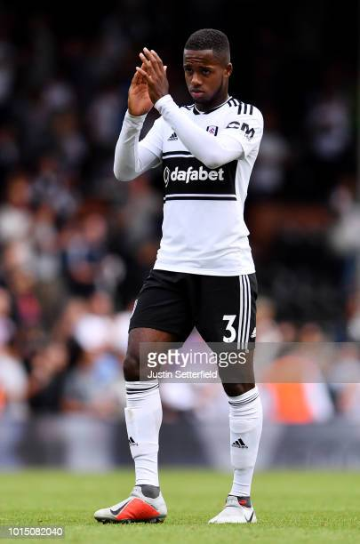 Ryan Sessegnon of Fulham after the Premier League match between Fulham FC and Crystal Palace at Craven Cottage on August 11 2018 in London United...
