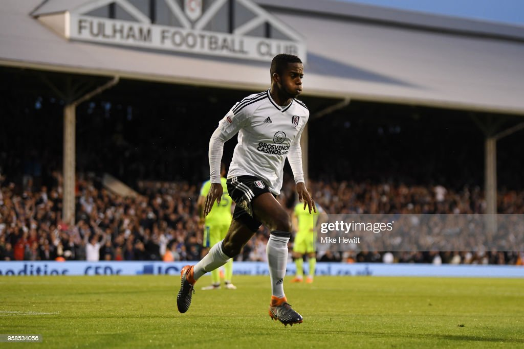 Fulham v Derby County - Sky Bet Championship Play Off Semi Final:Second Leg : News Photo