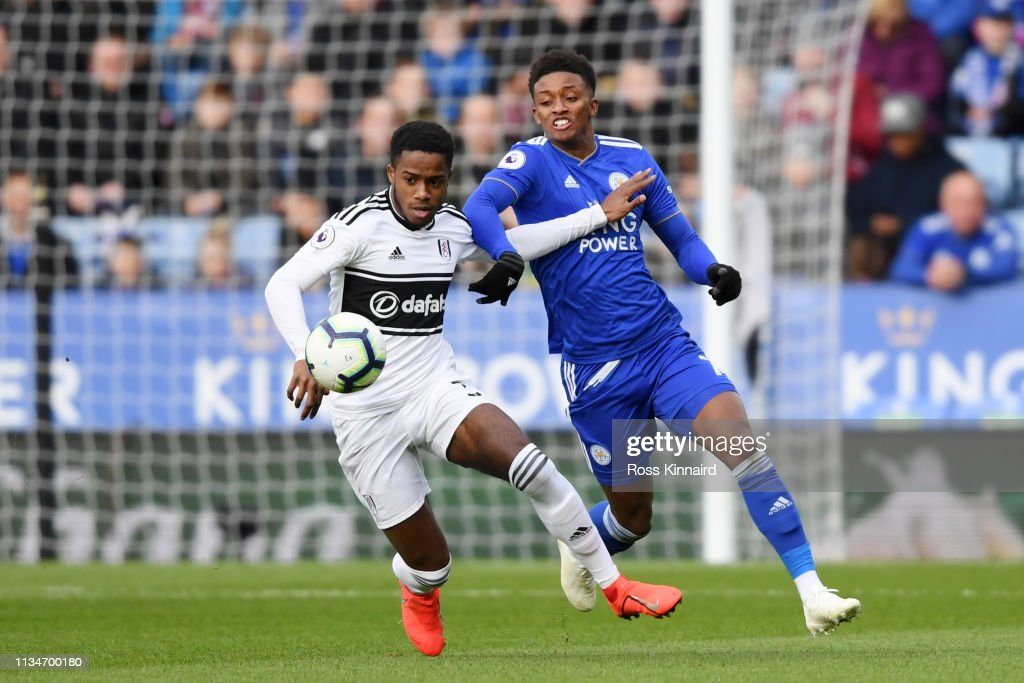Leicester City v Fulham FC - Premier League : News Photo