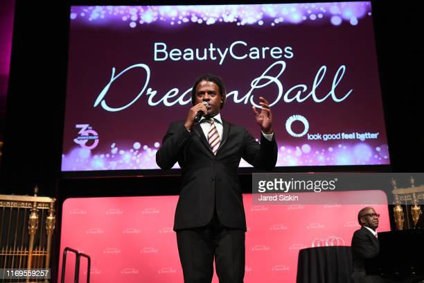 Ryan Shaw attends Annual BeautyCares DreamBall Honors Celebrity Survivors And Industry Supporters Raises Funds to Support Women In Cancer Treatment...