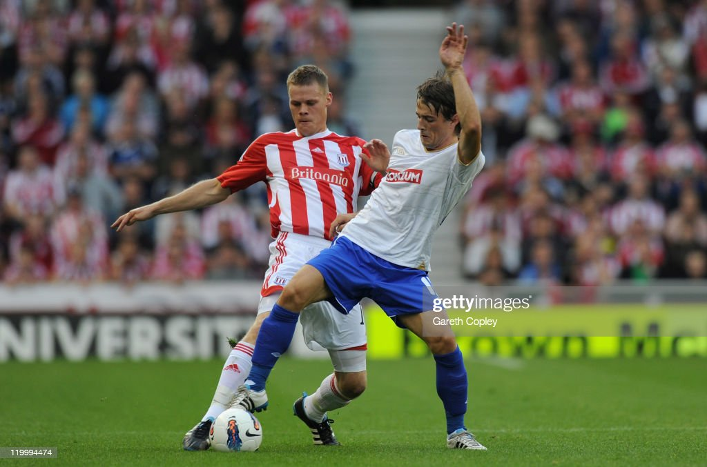 Stoke City v Hajduk Split - UEFA Europa League Qualifying