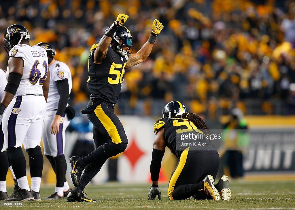 Baltimore Ravens v Pittsburgh Steelers