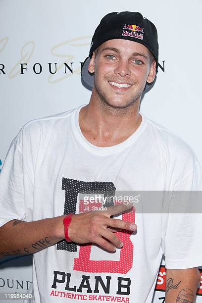 Ryan Sheckler attends ESPN X Games 17 Kick Off Bash at LA Live Event Deck on July 27 2011 in Los Angeles California