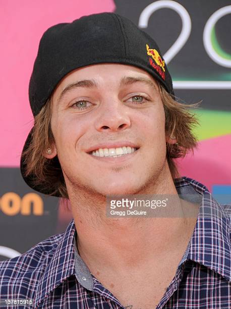 Ryan Sheckler attends Nickelodeon's 23rd Annual Kids' Choice Awards held at Pauley Pavilion at UCLA on March 27, 2010 in Los Angeles, California.