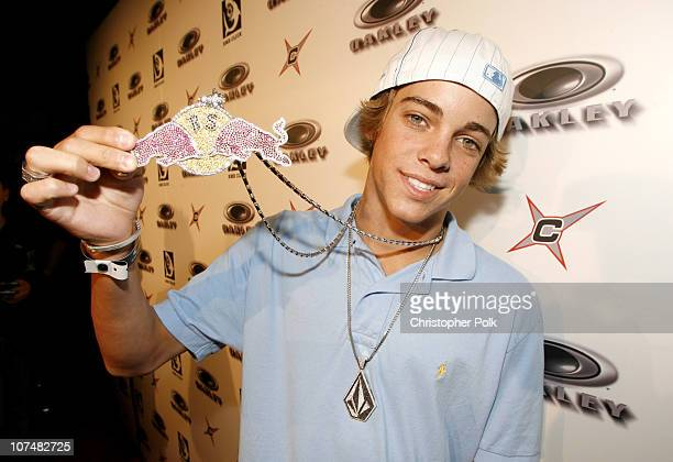 Ryan Sheckler during 2006 MTV Video Music Awards Oakley's PreVMA Bash at Snitch at Snitch in New York City New York United States