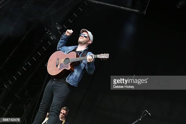 Ryan Sheridan performs at Electric Picnic Festival at Stradbally Hall Estate on September 2 2016 in Dublin Ireland
