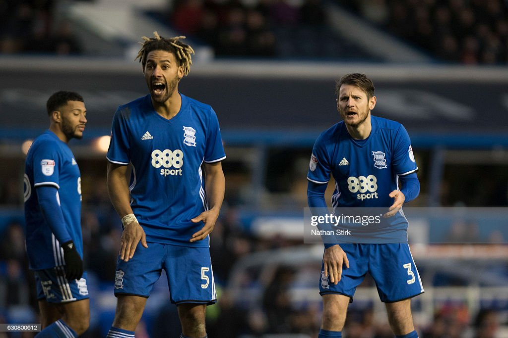 Birmingham City V Brentford- Sky Bet Championship : News Photo